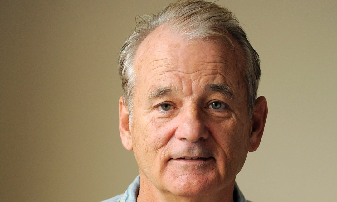 Bill Murray joue « Gloria » avec Eric Clapton