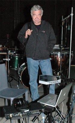 David Wessel pionnier de l'informatique musicale
