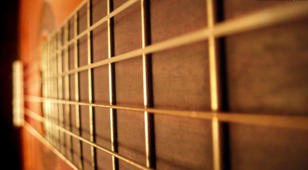 Guitare: tous les accords et s'en souvenir toujours – 3