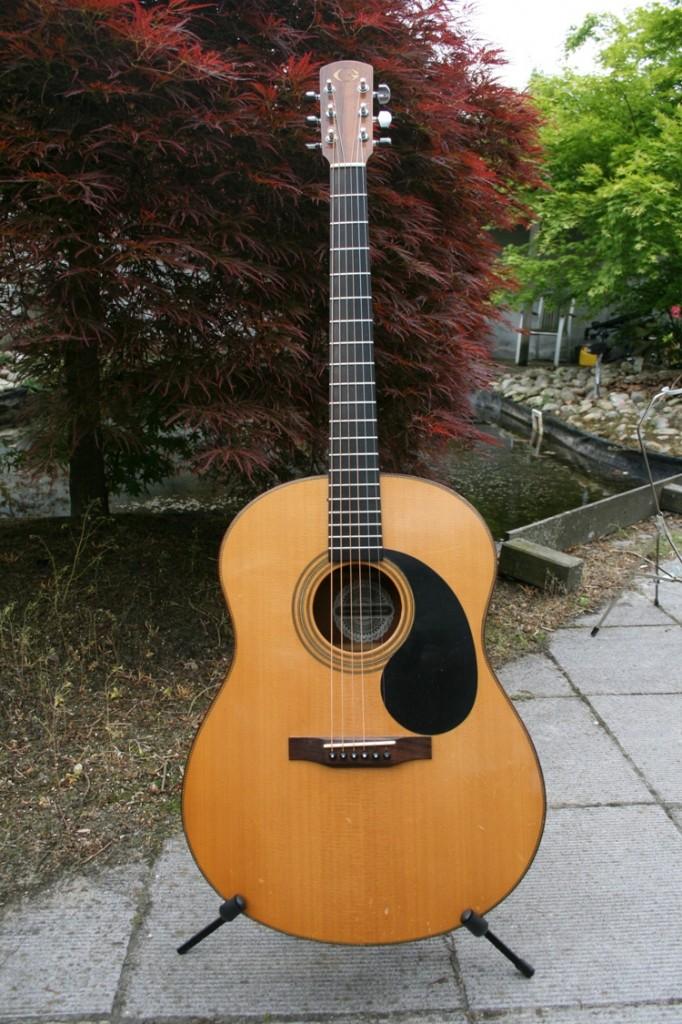 Gurian : des guitares de légende