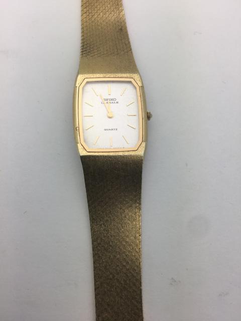 Seiko Lasalle UltraThin Quartz Ladies Watch  Vintage