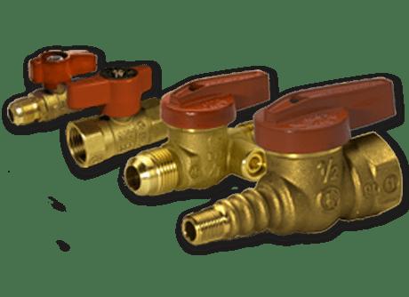 JMF Company  Gas Valves