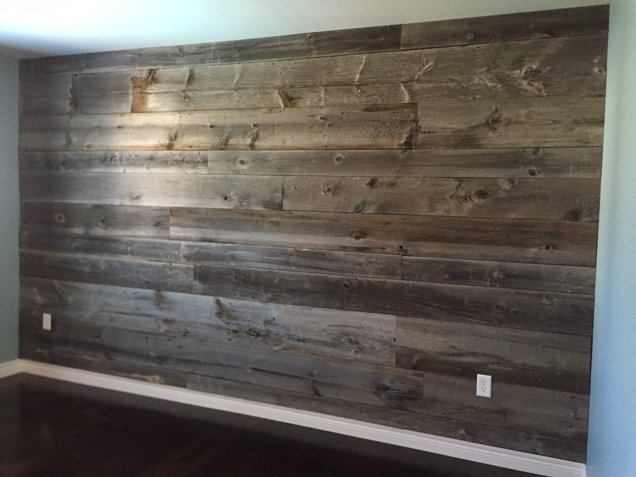 Feature Walls  JMF Custom Wood Features l Barndoors