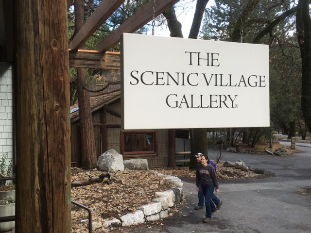 """The Scenic Village Gallery"" formerly ""The Ansel Adams Gallery"""
