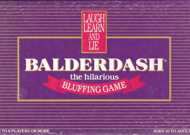 Image result for balderdash game show