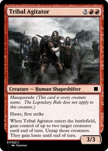 tribal-agitator