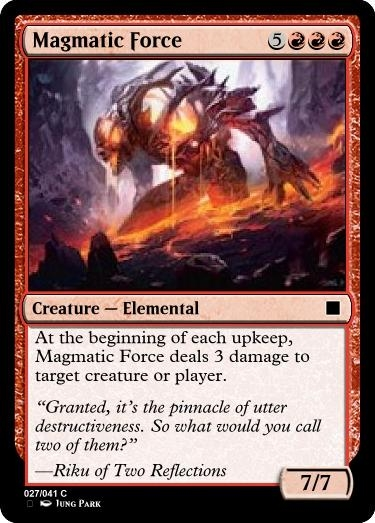 magmatic-force