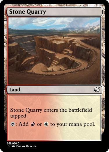 stone-quarry