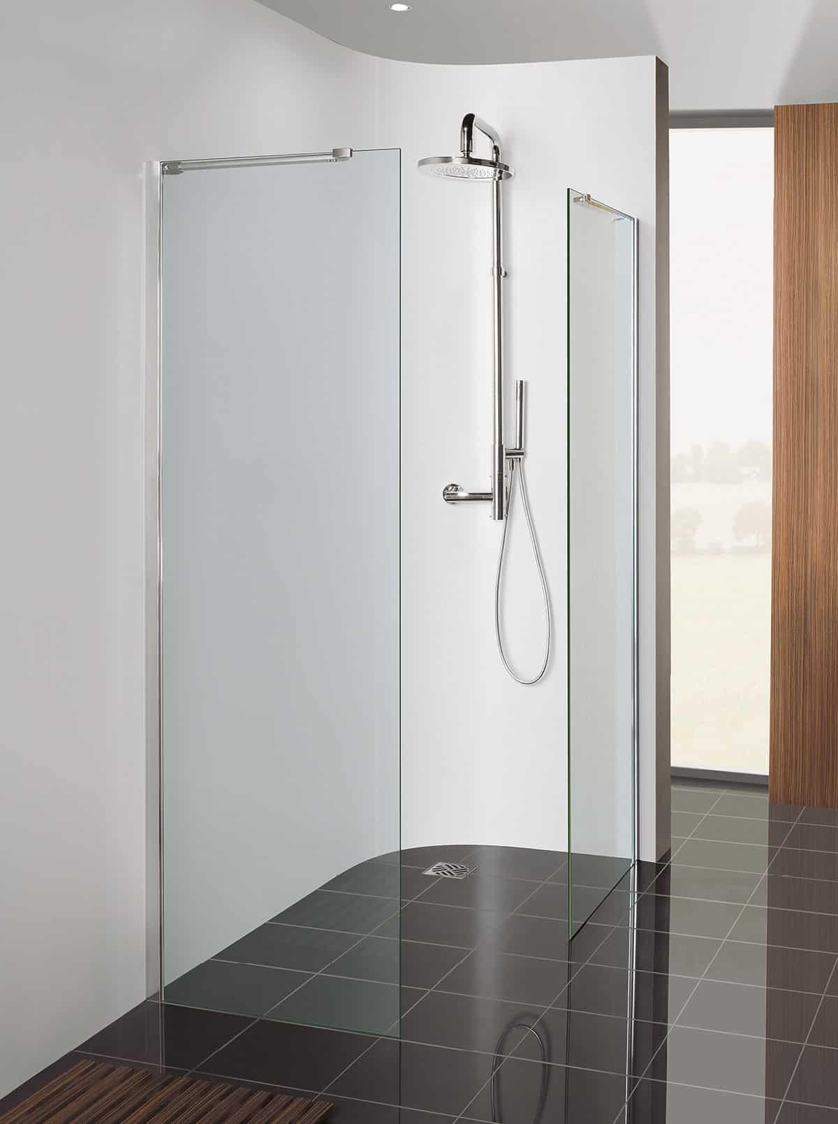 Crosswater Design Walk in Panel  JMG Bathrooms