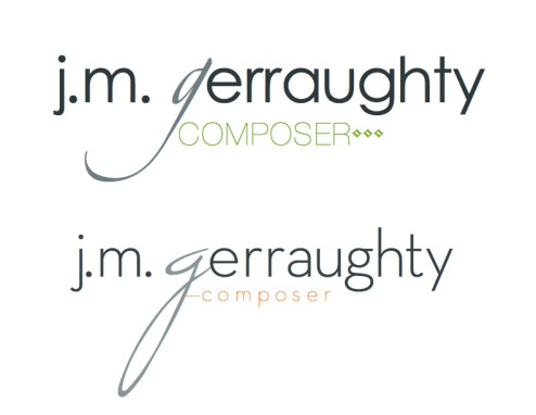 1st Drafts, jmgerraughty.com logo