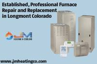 Furnace Installation Longmont Colorado | JM Heating & Cooling