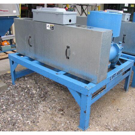 ROOTS DRESSER BLOWER PACKAGE MODEL 412 RAM 50 HP  eBay