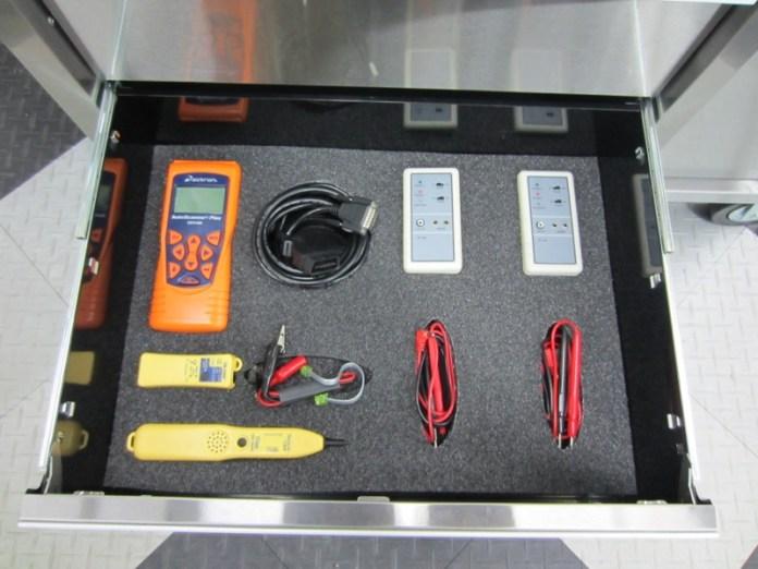 Setup And Testing Station