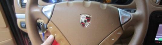 Porsche Cayenne Multimedia