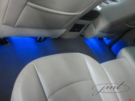 Dodge Ram Interior Lighting