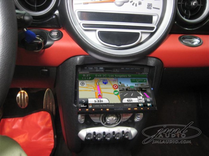 Mini Cooper S Connectivity