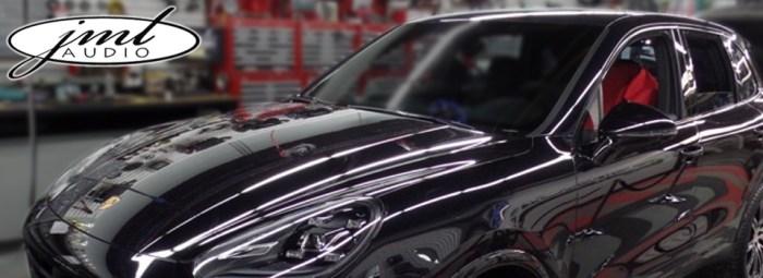 Porsche Cayenne Radar