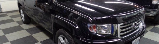Honda Ridgeline Technology