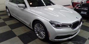Wildwood Client Gets Custom BMW 750i Radar and Laser System