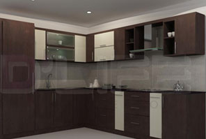 JMLifestyle Interior Designing Kottayam Interiors for Flat at Kottayam House Interiors