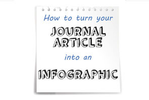 From paper to picture: creating an infographic from your