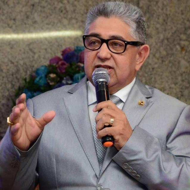 Pr. Paulo Martins Neto, é presidente da Convenção Ciadseta -TO