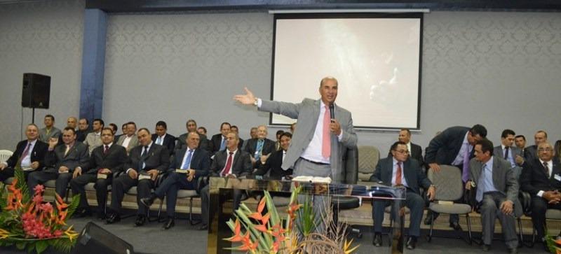 Pr. Amarildo Martins, líder da AD Madureira no Tocantins e Maranhão