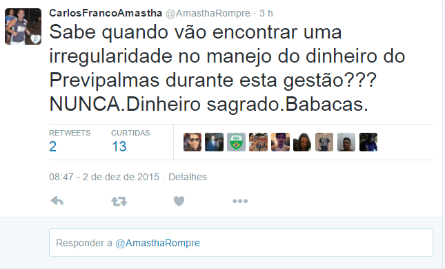 amastha - twitter