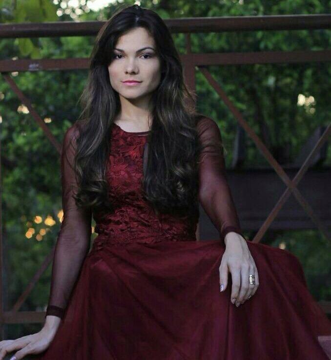 Cantora Kamila Freitas cumpre agenda em Açailândia -MA