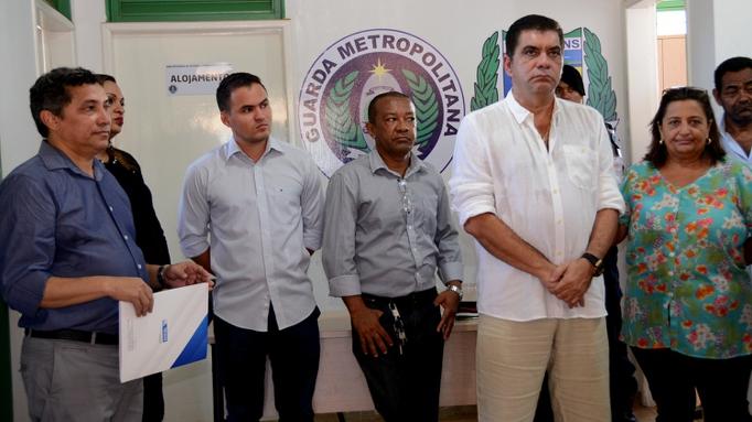 Para o presidente da Associação de Moradores de Taquari, Gutemberg Viera, a parceria com a Prefeitura é fundamental