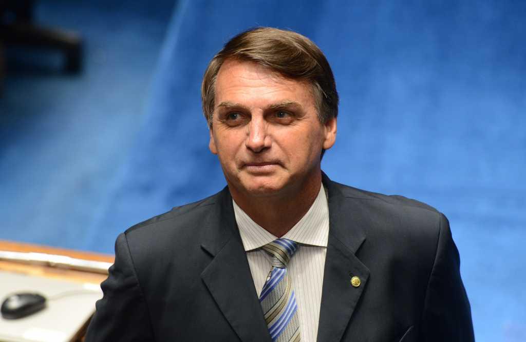 STF recebe denúncia contra deputado Jair Bolsonaro por incitação ao crime de estupro