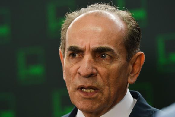 O deputado Marcelo Castro será o candidato único do PMDB na disputa pela presidência da Câmara dos Deputados Antonio Cruz/Agência Brasil