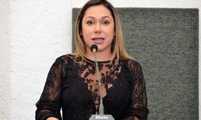 Deputada estadual Luana Ribeiro (PDT)