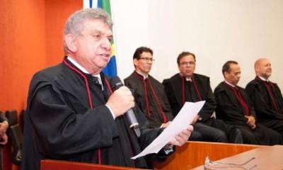 Ao ser empossado para o biênio 2017-2018, ele tornou-se o primeiro membro a assumir o comando de uma unidade do Ministério Público brasileiro por quatro gestões.