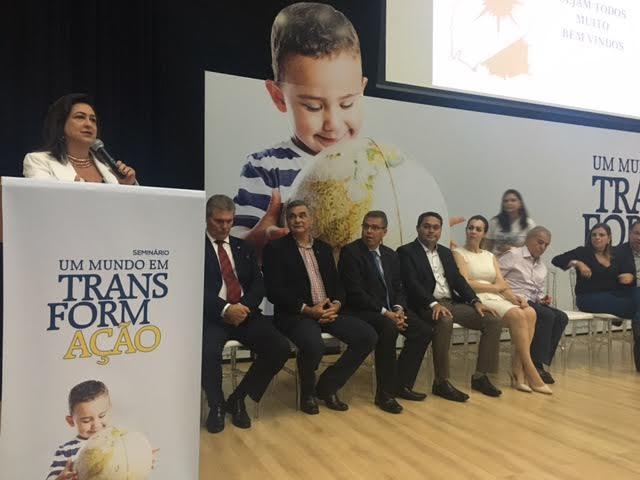 A declaração foi feita durante seminário realizado pelo Sebrae/Tocantins