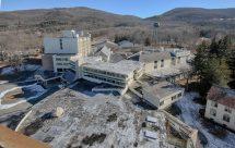 Abandoned Nevele Hotel Catskill Resorts