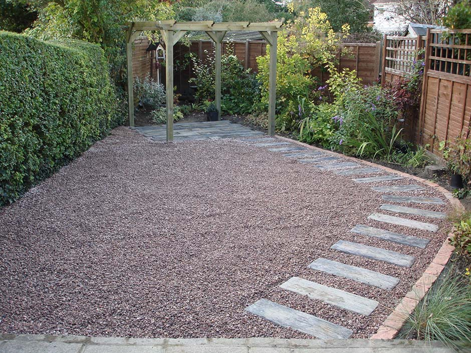 s avada portfolio low maintenance garden