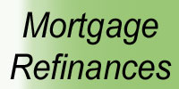 Mortgage Refinances
