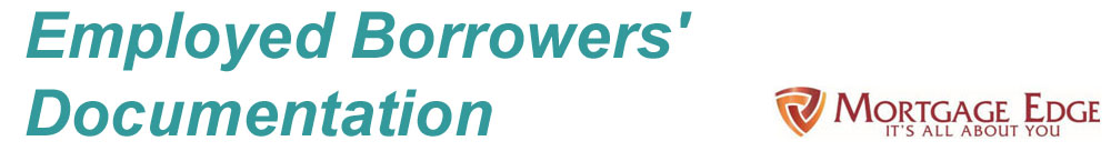 Employed Borrowers