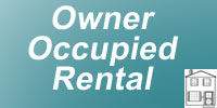 Owner Occupied Rental mortgage