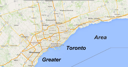 Greater Toronto Area