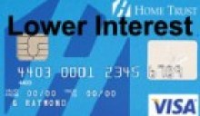 Lower Interests Secured Visa Card