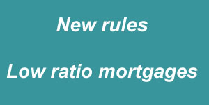 New rules low ratio
