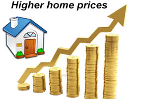 Higher Home Prices