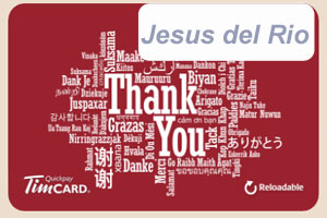 Thank you E-giftcard