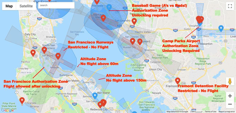 Understanding & Unlocking DJI's Fly Safe Geofencing System