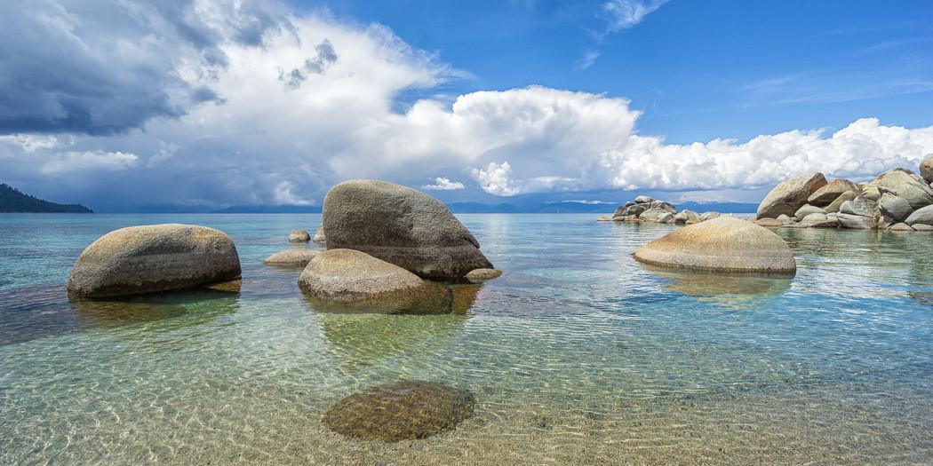 North Lake Tahoe Hiking Trails: Chimney Beach