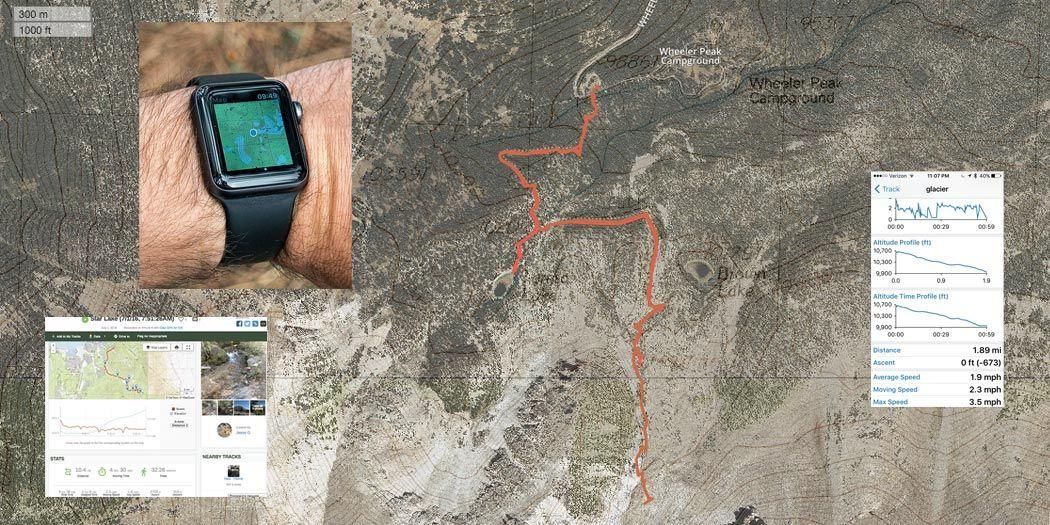 My New Favorite Phone GPS Backpacking & Hiking App