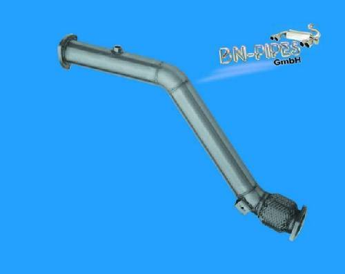 bn pipes audi a4 b5 an exhaust pipe from turbo 1 8t