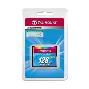 Transcend 128M Compact Flash Card 80X
